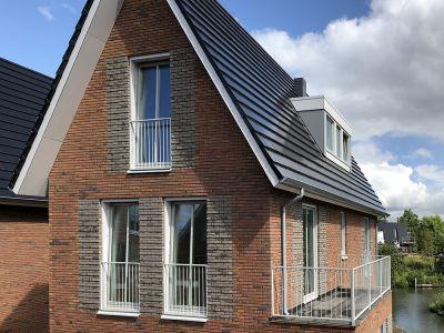 Leidsche Rijn, Utrecht <br /> 10 villa's